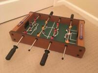 Small table football game