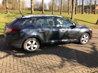2011 Renault Megane 3, MOT Jan 2019, Dinamique Estate,