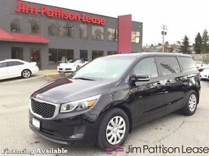 2016 Kia Sedona LX, local/no accidents