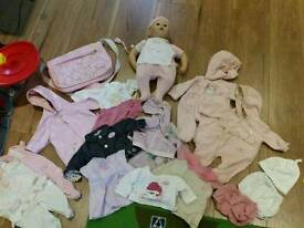 Baby Annabel bundle