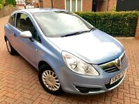 (2008) VAUXHALL CORSA 1.0 LIFE ***LOW MILAGE***