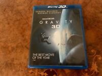Gravity 3D Blu-ray | Import