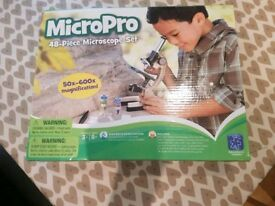 MicroPRo 48 pieve Microscope set
