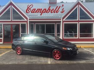 2008 Honda Civic DX-G!! AUTOMATIC!! A/C!! POWER WINDOWS, LOCKS &