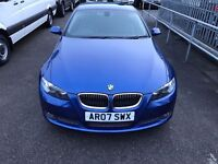 BMW 335D IMMACULATE, 8 MAIN DEALER STAMPS