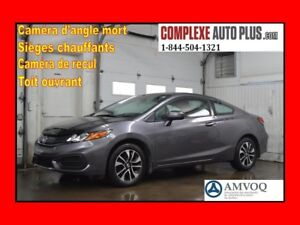 2014 Honda Civic Coupe EX *Toit ouvrant,Mags,Camera recul