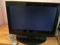 Kenmark HD ready LCD TV/DVD 19 inch TV