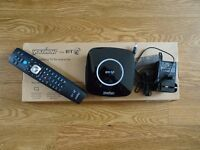 Youview/freeview set-top box