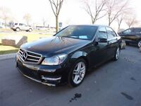 2012 Mercedes-Benz C-Class C300 4MATIC*AMG MAGS*BIG SCREEN NAVI*