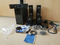 Samsung Home Cinema system HT-C6500