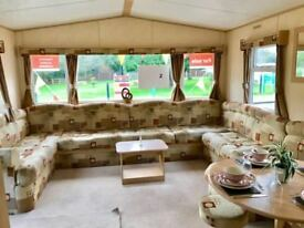 3 BEDROOM STATIC CARAVAN FOR SALE AT CHERRY TREE NEAR GORLESTON GREAT YARMOUTH NORFOLK