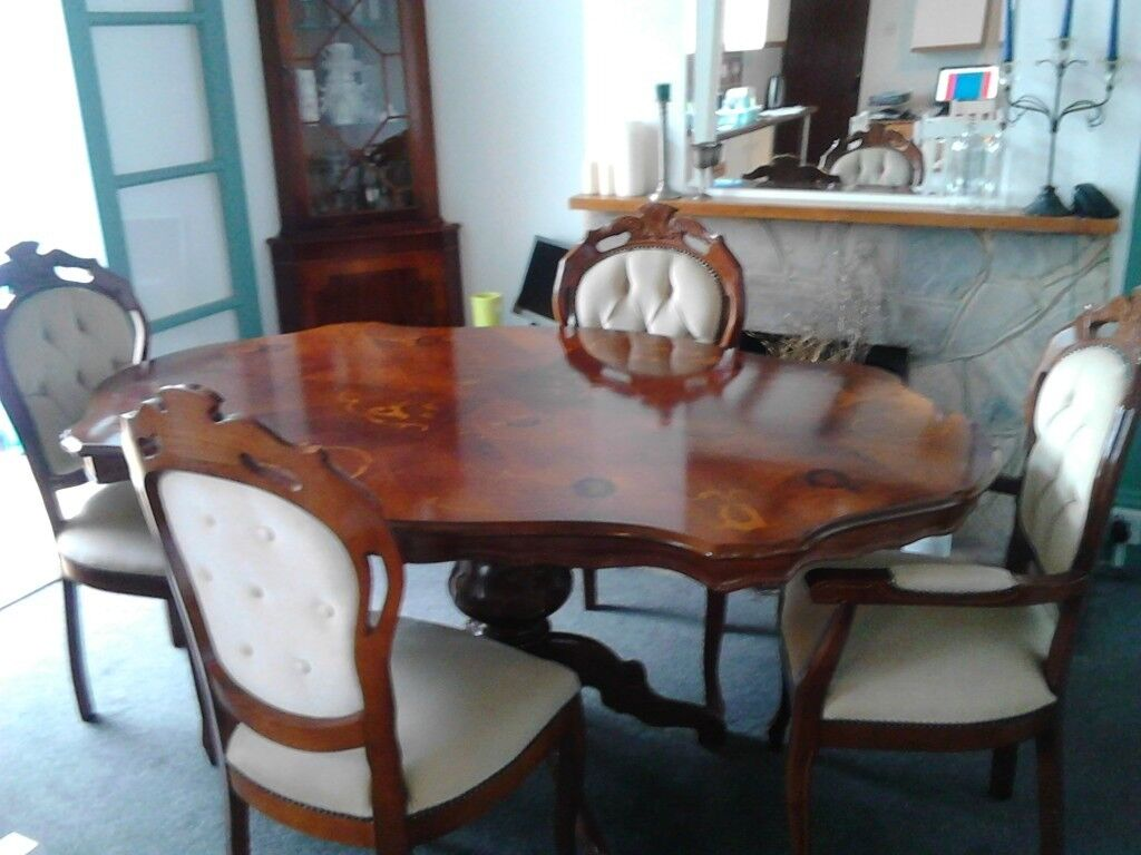 Dining Table And Four Chairs For Sale Buyer Collects 70 Ono