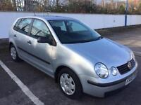 2003 VW POLO 1.4 ONLY 73,000 MILES, NEW MOT FEBRUARY 2019, READY TO GO