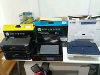 Printers Joblot canon Epson hp