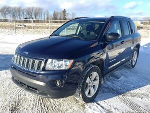 2012 Jeep Compass North, mag, A/C