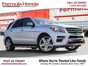 2014 Mercedes-Benz M-Class ML 350 | NAVIGATION | TOP OF LINE