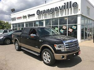 2013 Ford F-150 KING RANCH, CREW, ECOBOOST, NA