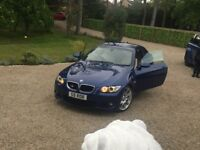 Bmw 2009 coupe 320d m sport cheap tax £150 for the year