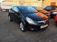VAUXHALL CORSA 1.2 SXI, FSH, PRIVACY WINDOWS, NEW SHAPE!