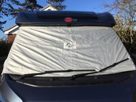Motorhome Insulated Windscreen Cover