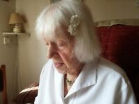 Part-time carer in Greenford area for our mum at £9 per hour