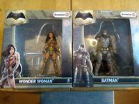 DC action figures, collectable DC figures, Batman, Wonder Woman, Justice League