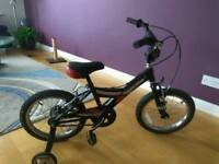 """Boys 16"""" bike"""