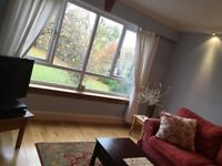 Double bedroom available in shared 2-bedroom flat in Morningside from August