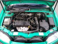 £595ono. Peugeot 106 (automatic) 1.6 petrol Year 1997 Mot-- till 23/01/19 miles (see picture) (