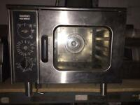 SMALL COUNTERTOP MARENO COMBI OVEN FOR PERI PERI