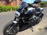Ducati DIAVEL CARBON Muscle Bike and then some