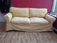 Ikea Ektorp 2 seater sofa bed £75