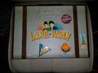Laurel & Hardy Feature Film Boxed Dvd Set