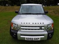 Land Rover Discovery 4x4 55 plate Diesel Full Spec