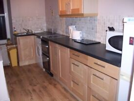 Fully furnished one bedroom flat DUNDEE recently refurbished full heating double glazing