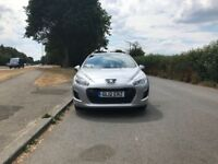 Diesel, Peugeot 308 access SW HDI for sale, new MOT, service history, low mileage, drives like new.