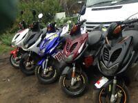 aerox,50cc,yq,moped,breaking