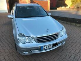 Mercedes C220 estate Avantgarde