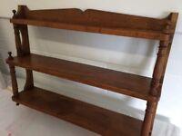 Handmade Oak Shelf