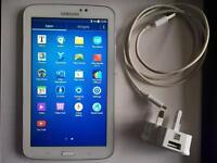 Samsung Tab 3 8GB Excellent condition