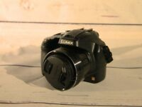 Panasonic LUMIX FZ72, used few times, quarantee