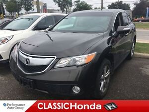 2014 Acura RDX TECH | NAVI | LEATHER | PUSH START | REAR CAM |