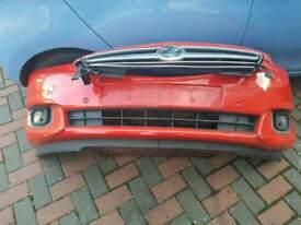 Vauxhall Meriva TECH-LINE