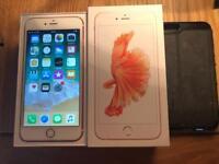 iPhone 6s plus 64gb boxed