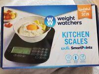 Weight Watchers 2018 Kitchen Scales