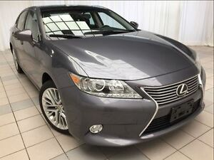 2013 Lexus ES 350 Touring Navigation Package: 1 Owner.