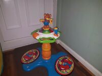 Vtech teddy musical Sit To Stand Centre toy