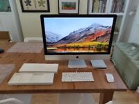 "Apple 27"" iMac with Retina 5K Display, 32GB 1867MHz DDR3 RAM, 1TB HDD, SuperDrive, KBD, Magic Mouse"