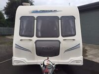 2010 Bailey Pegasus 462 Classic two berth layout!