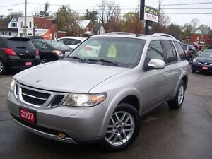 2007 Saab 9-7X 4.2 L,AWD,Sun roof,Leather,Alloys